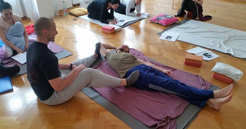Škola tajlandske masaže i akupresure