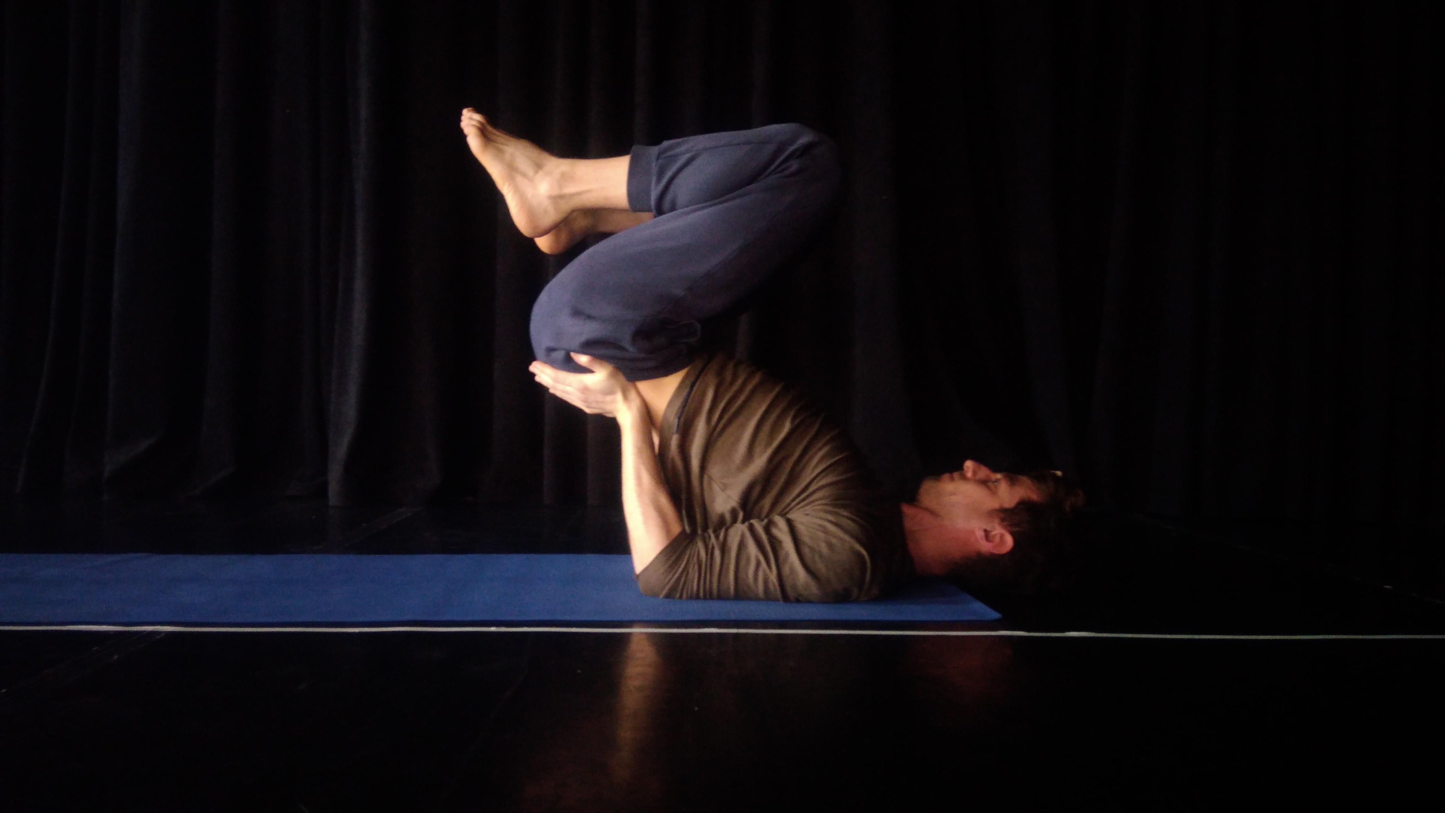 Yoga poze
