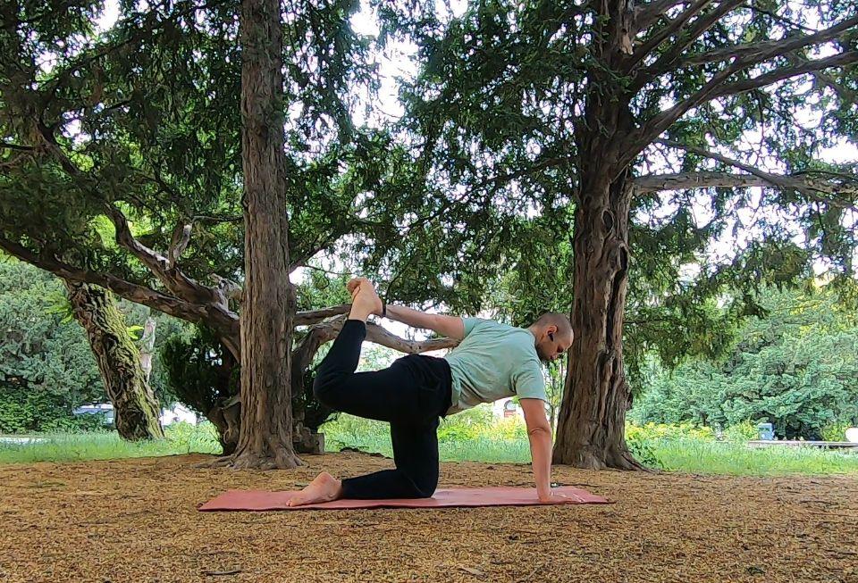Danijel Dubicanac Yoga And Thai Massage Cv Yoga Zagreb